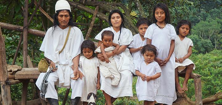 arhuaco-yerlileri