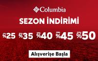 Columbia Yaz İndirimi